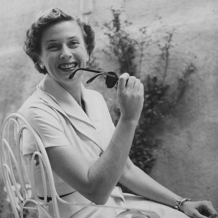 Journalistin und Schauspielerin Anneliese Uhlig