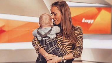 Annemarie Carpendale: Schwanger mit Baby Nr. 2? - Foto: Instagram/@annie_carpendale