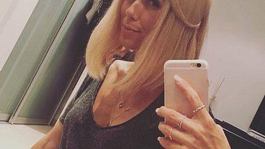 Annemarie Carpendale: Plötzlich blond! - Foto: Facebook/ Annemarie Carpendale