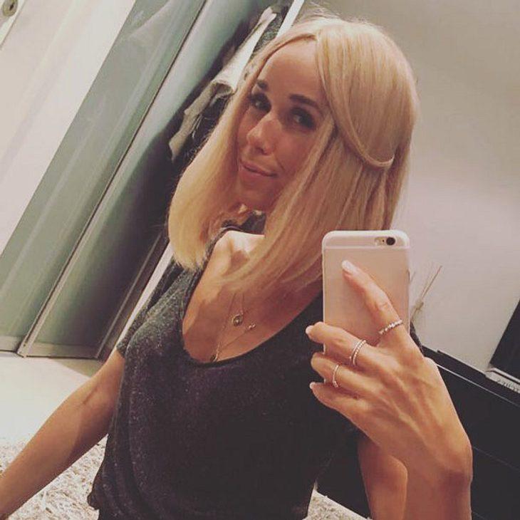Annemarie Carpendale: Plötzlich blond!