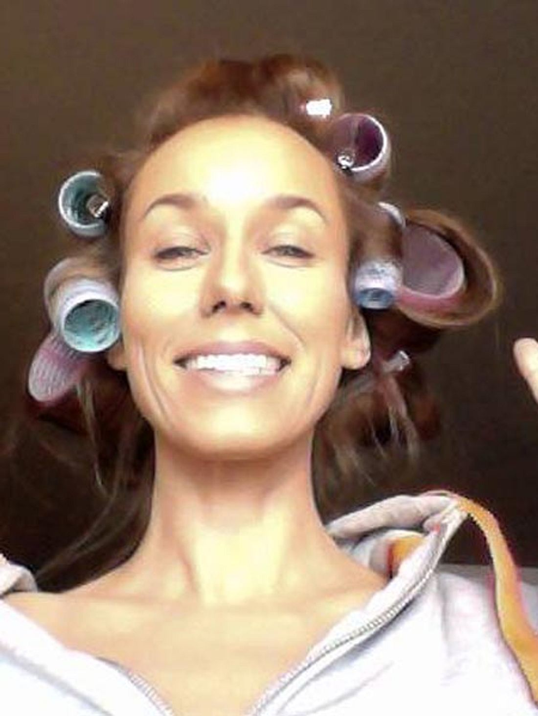 Annemarie Carpendale zeigt sich ungeschminkt