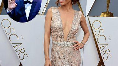 Annemarie Carpendale muss die Oscar-Moderation Steven Gätjen überlassen! - Foto: Steven Gätjen, Annemarie Carpendale / Getty Images