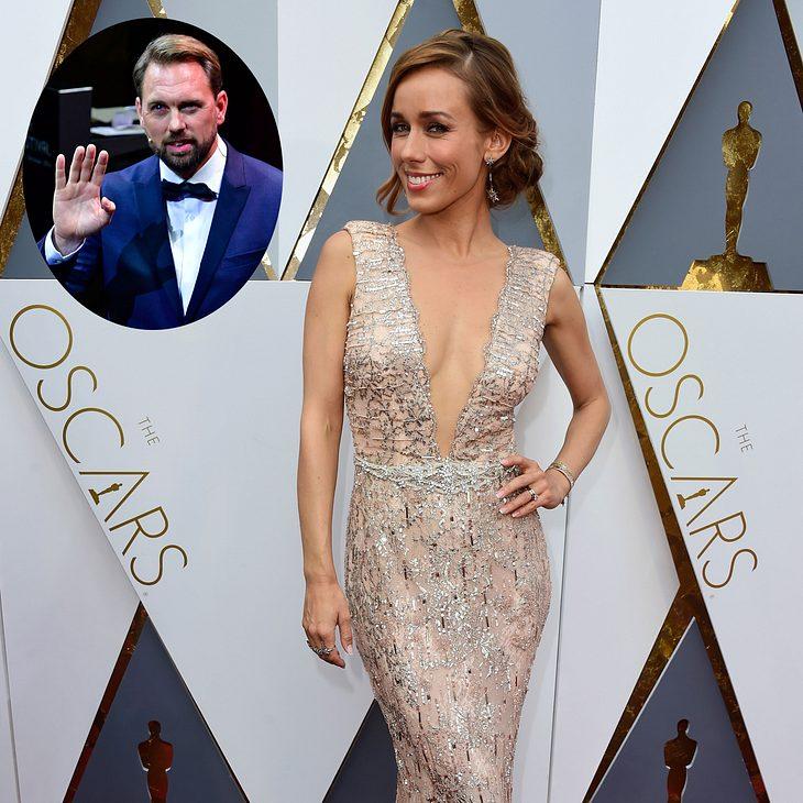 Annemarie Carpendale muss die Oscar-Moderation Steven Gätjen überlassen!