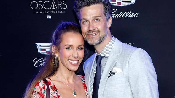 Annemarie und Wayne Carpendale - Foto: imago