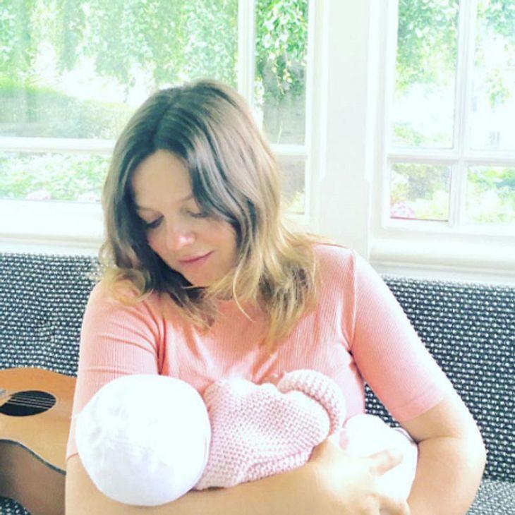 Annett Louisan ist zum ersten Mal Mama geworden