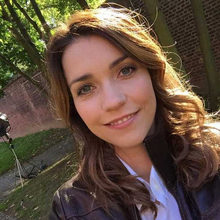 RTL-Moderatorin Annett Möller ist zum ersten Mal schwanger