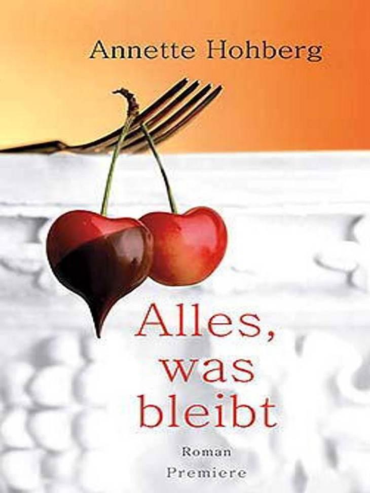"""Annette Hohberg: Alles was bleibtUnterhaltung, Knaur, ca. 14.99Darum geht's in """"Alles was bleibt"""": Plötzlich ist nichts mehr, wie es war. Nach 17 gemeinsamen Jahren wird Gesine von Leo für ein jüngere Frau verlassen. Ein Leben ohn"""