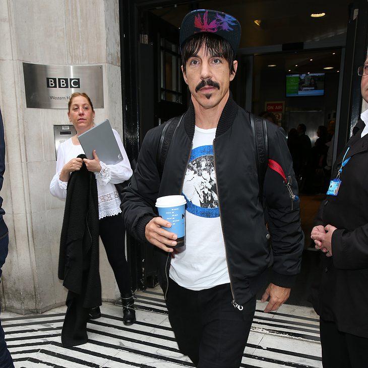 Anthony Kiedis rettete einem Baby das Leben