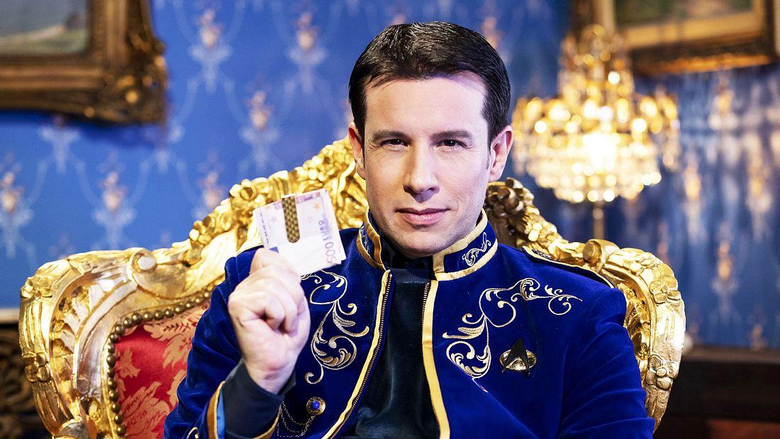 Superhändler Antoine Richard privat