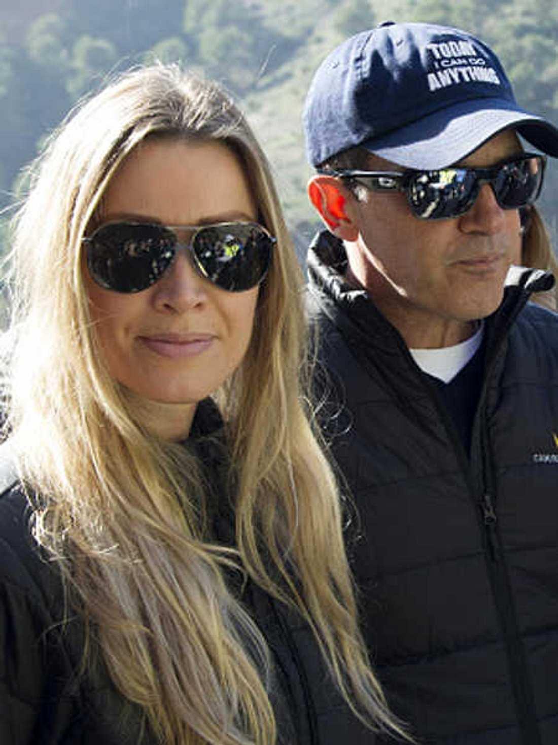 Antonio Banderas: Nicole Kempel ist seine neue Freundin