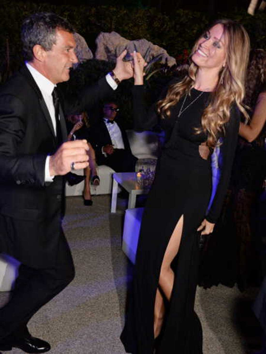 Antonio Banderas hat eine neue Freundin
