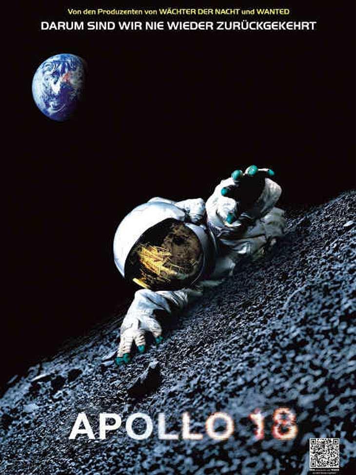 """Unser Kino-Tipp: """"Apollo 18"""" ab dem 13.10.2011 im Kino"""