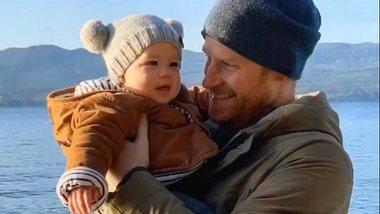 Herzogin Meghan & Prinz Harry: Süßes Neujahrs-Bild von Baby Archie - Foto: Instagram / sussexroyal