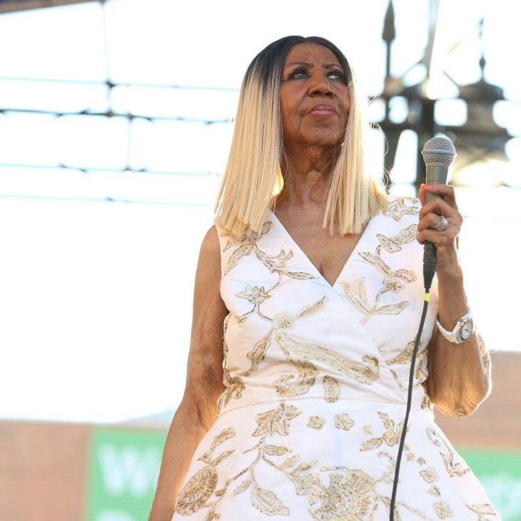 Aretha Franklin: Große Sorge um die Sängerin!