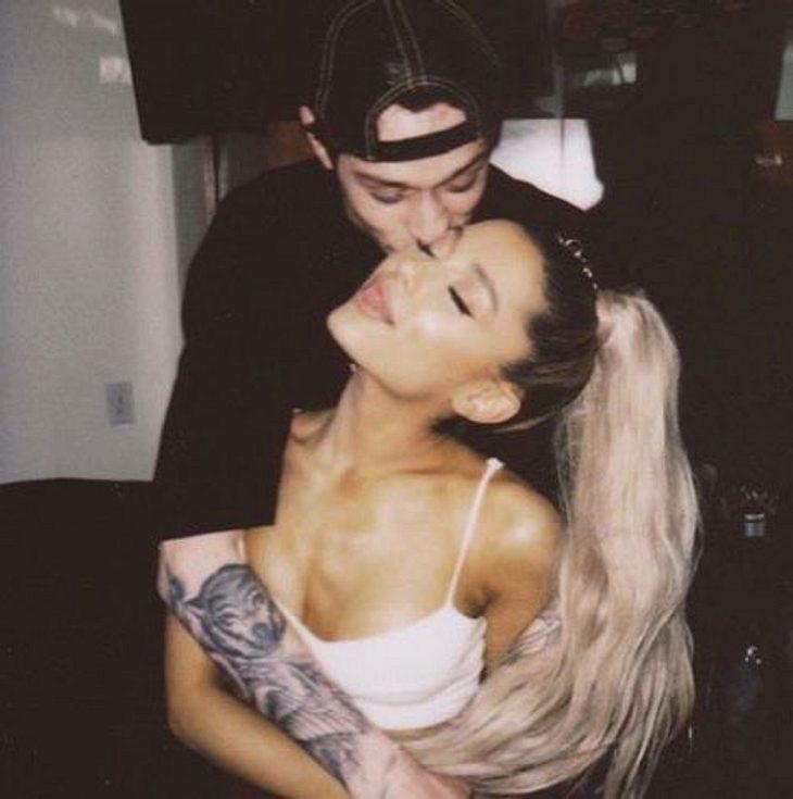 Ariana Grande: Verlobt - Nach nur einem Monat!