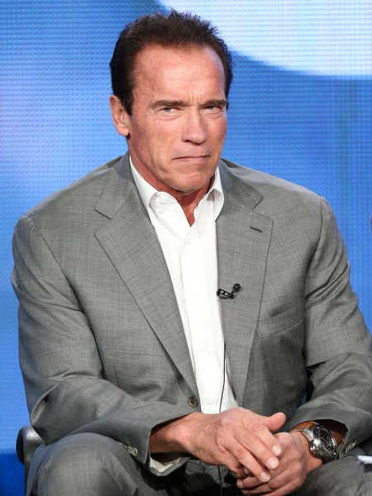 Arnold will's nochmal wissen