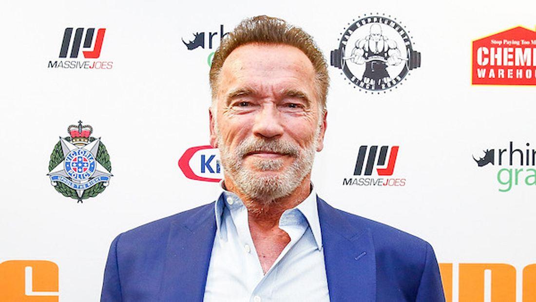 Arnold Schwarzenegger: Brutaler Tritt in den Rücken