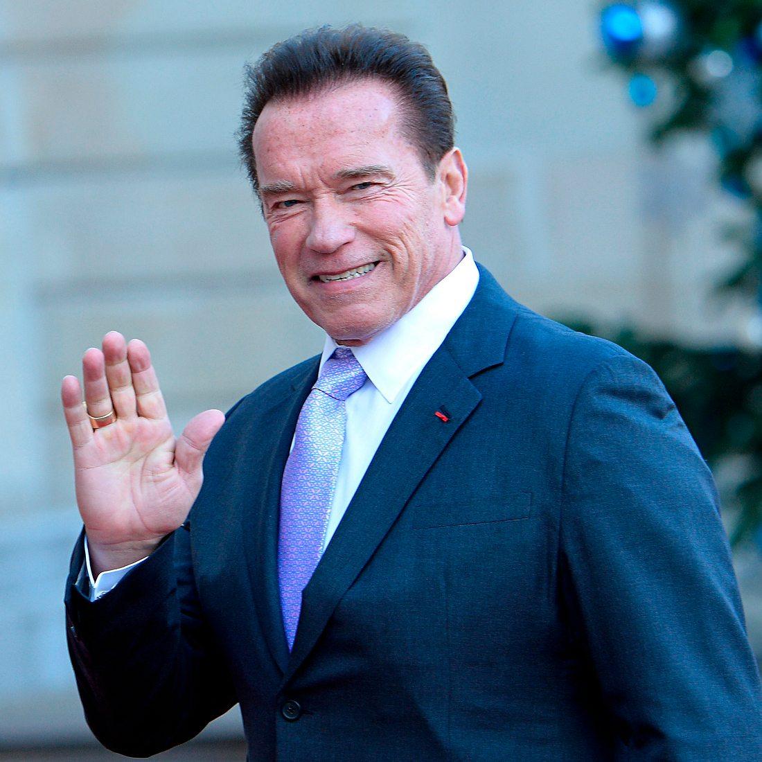 Arnold Schwarzenegger: Not-OP am offenen Herzen