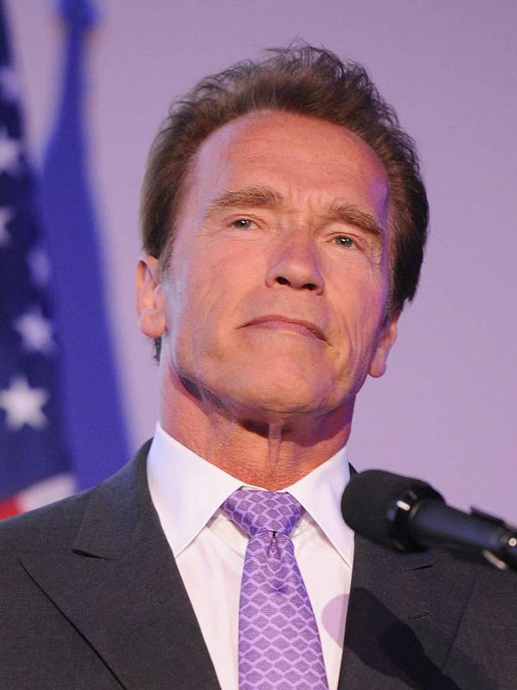 Die Ex-Geliebte von Arnold Schwarzenegger spricht