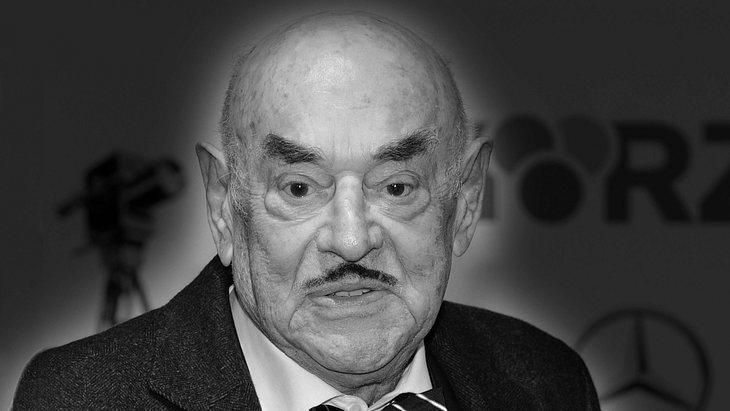 Filmlegende Artur Brauner ist tot!