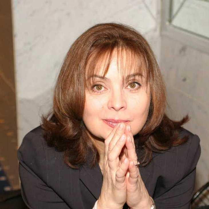 Libuse Safrankova: Aschenbrödel hat den Lungenkrebs besiegt!