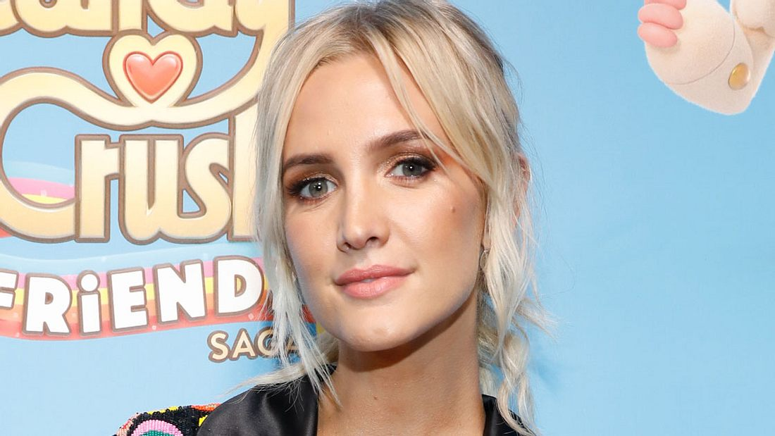 Klau den Look von Ashlee Simpson!