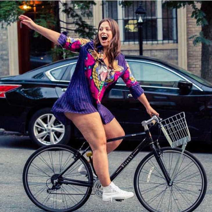 Ashley Graham: So schön sind Cellulite