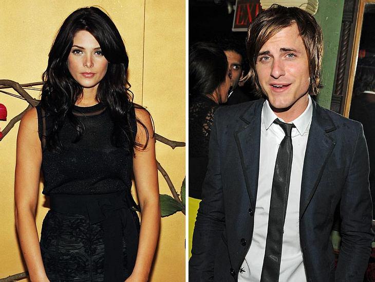 """Ashley Greene und der neue Mann an ihrer Seite: """"Kings Of Leon""""-Rocker Jared Followill"""