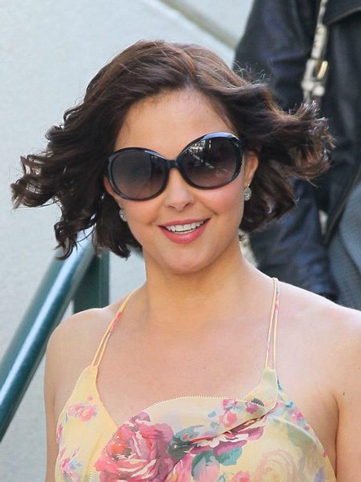 Stars und ihre DoppelgängerOb Katherine weiß, dass ihr Spiegelbild dem ihrer Hollywood-Kollegin Ashley Judd (44) gleicht?