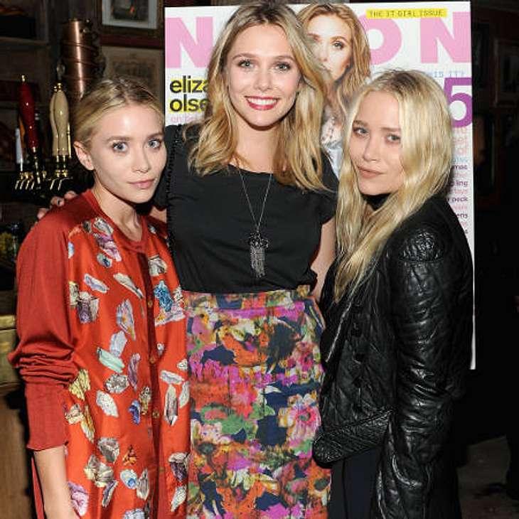 Promi-Geschwister: Die kleinen Schwestern sind los!Dass Ashley und Mary-Kate Olsen (beide 26) kaum auseinander zu halten sind, ist nichts Neues. Erstaunlich ist jedoch, dass die Zwillinge noch eine Schwester haben, mit der sie zusammen glat