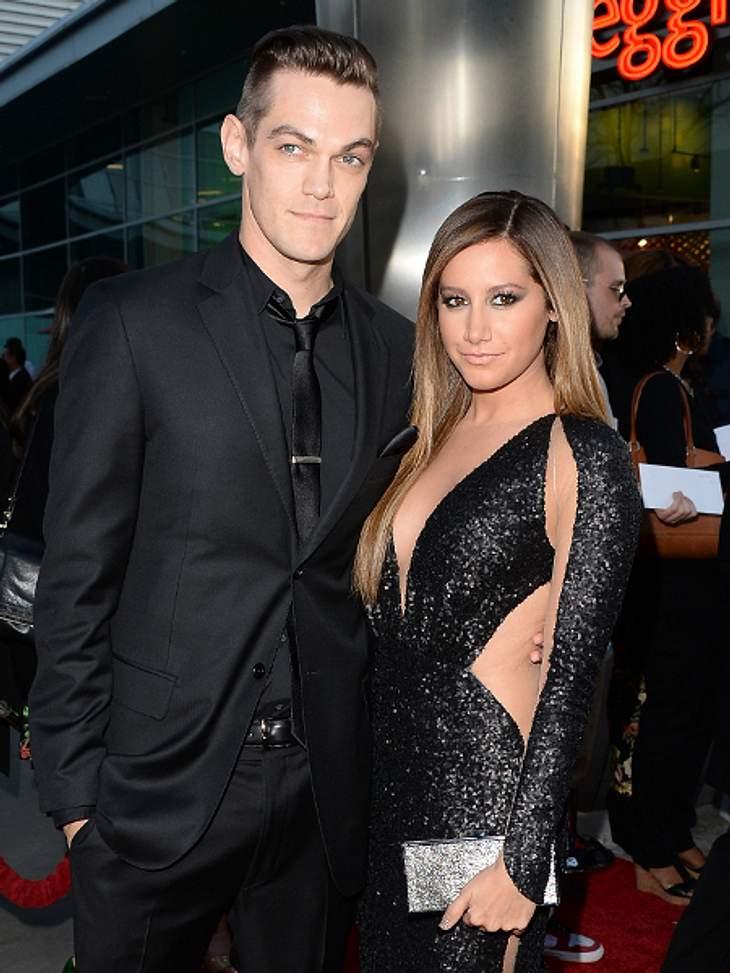 Ashley Tisdale und Christopher French sind verlobt.