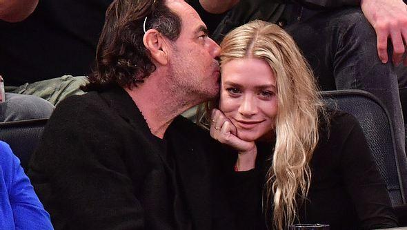 Ashley Olsen ist verliebt in den 26 Jahre älteren Richard Sachs - Foto: Getty Images