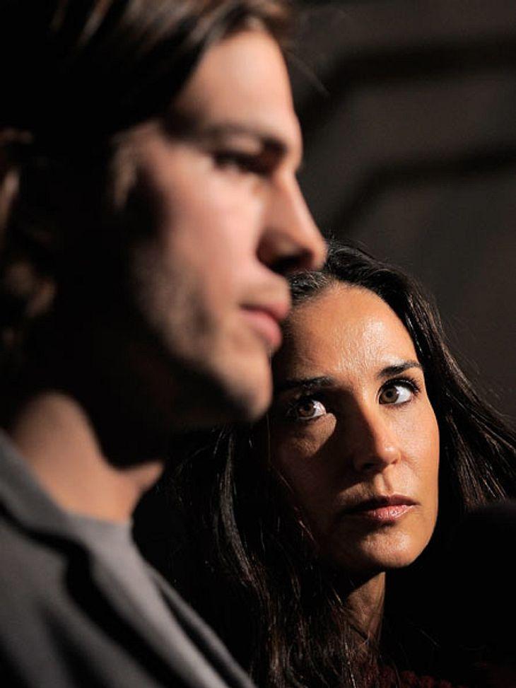 Ashton Kutcher & Demi Moore lassen sich scheiden
