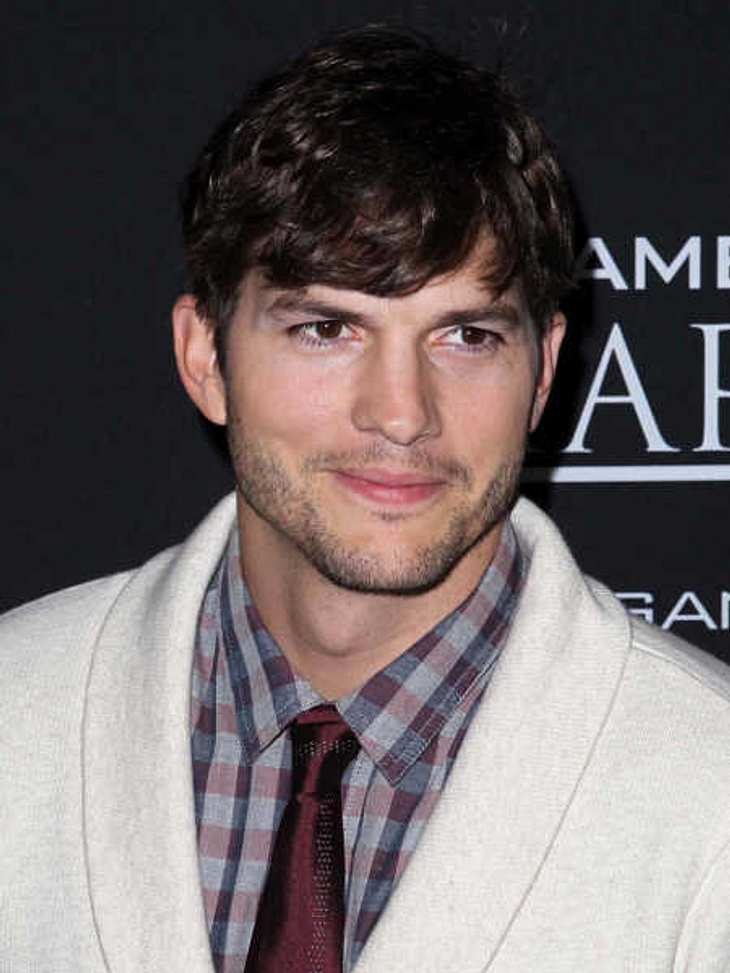 Ashton Kutcher hat das Haus seiner Mama renoviert.
