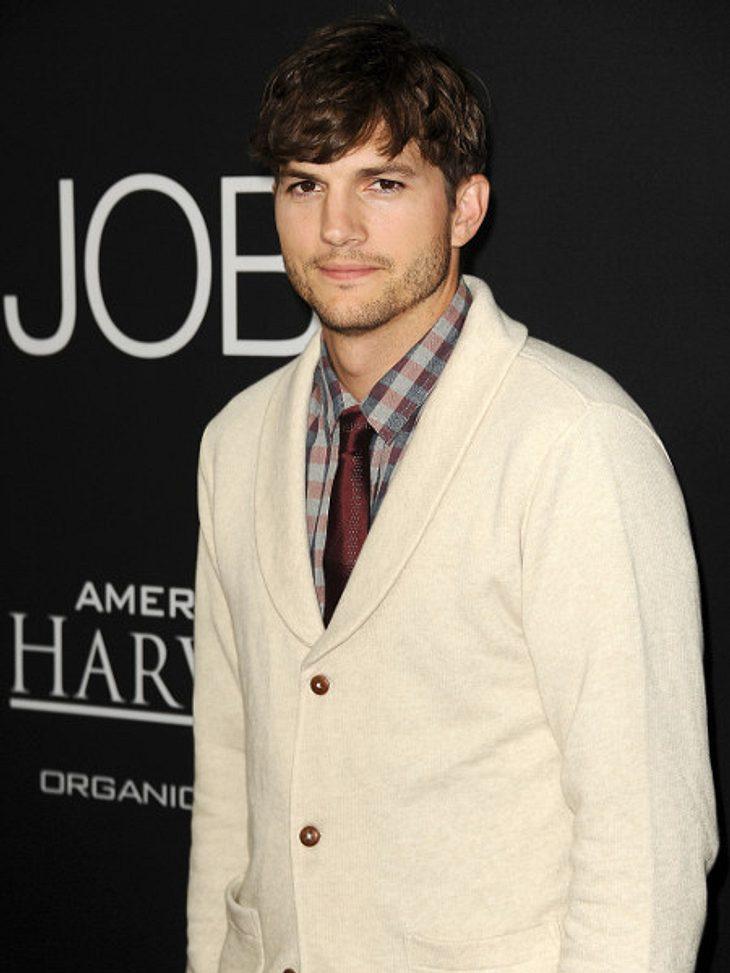Ashton Kutchers neuer Film ist ein Ladenhüter