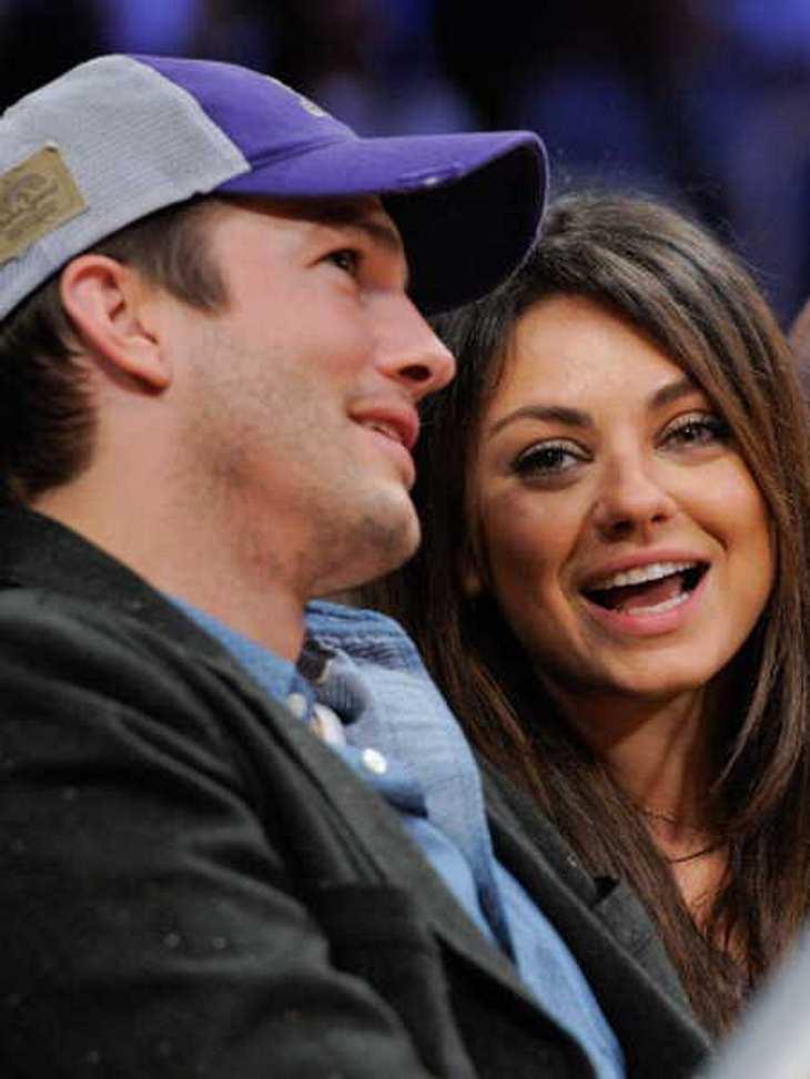 Mila Kunis & Ashton Kutcher: Ihr Baby trägt den Namen Wyatt Isabelle