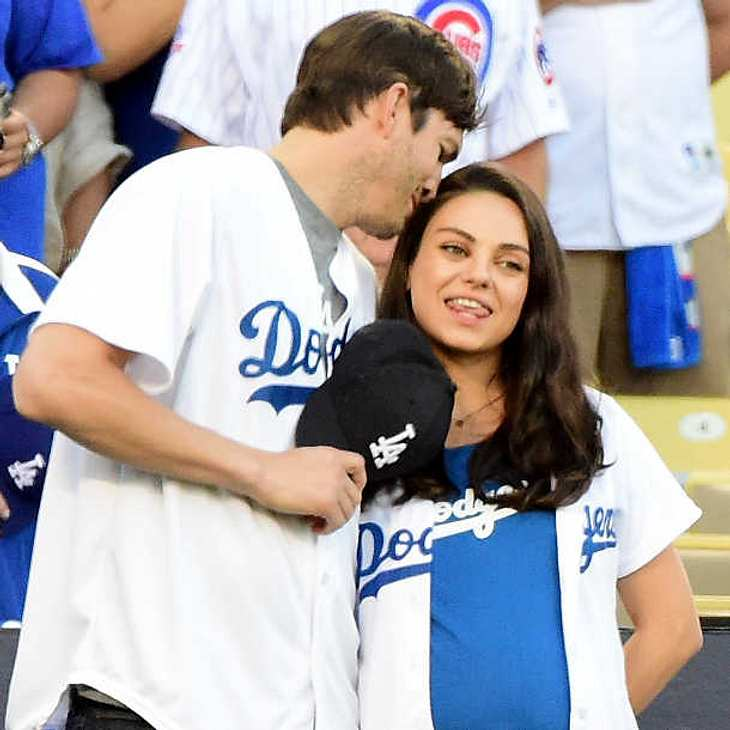 Ashton Kutcher & Mila Kunis: Baby Nummer 2 ist da!