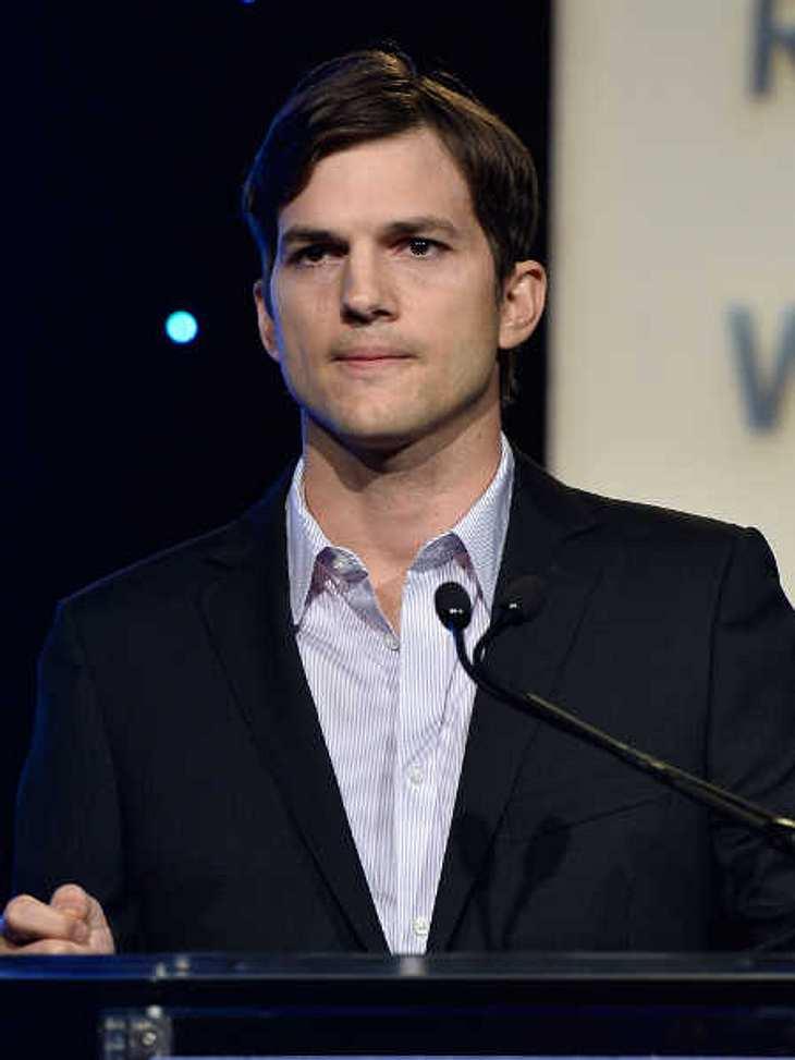 Herber Schlag für Ashton Kutcher!