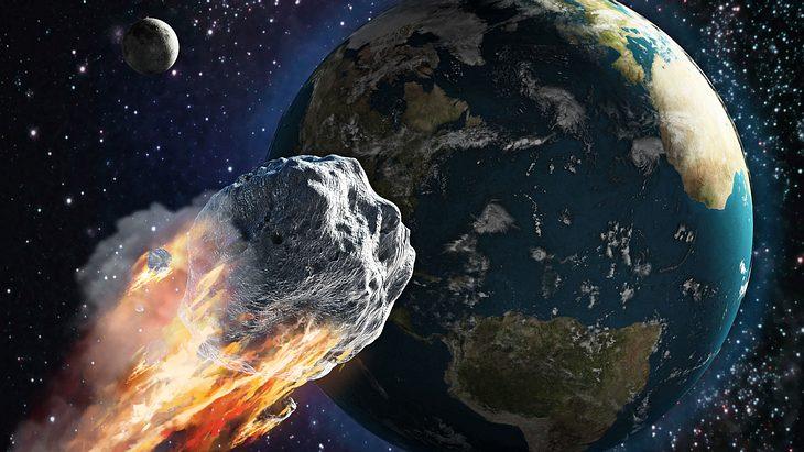 Asteroid Bennu rast auf die Erde zu!