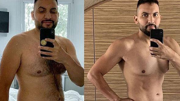 Attila Hildmann hat 21 Kilo abgenommen - Foto: Instagram/@attila_hildmann