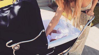 Audrina Patridge: Sie zeigt das erste Baby-Foto! - Foto: Instagram / Audrina Patridge