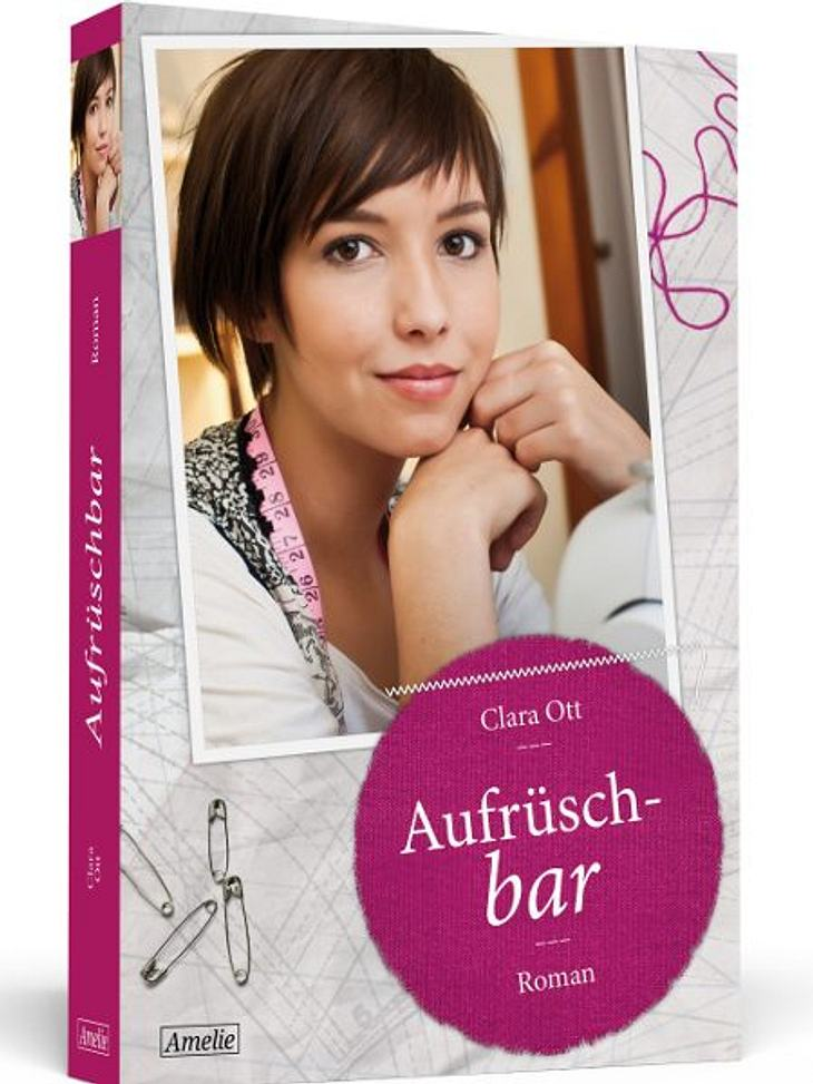 """""""Aufrüschbar"""" ist im Schwarzkopf Verlag erschienen und kostet 9,95 Euro"""