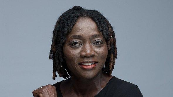 Auma Obama ist die Schwester von Barack Obama - Foto: TVNOW / Emmanuel Jambo