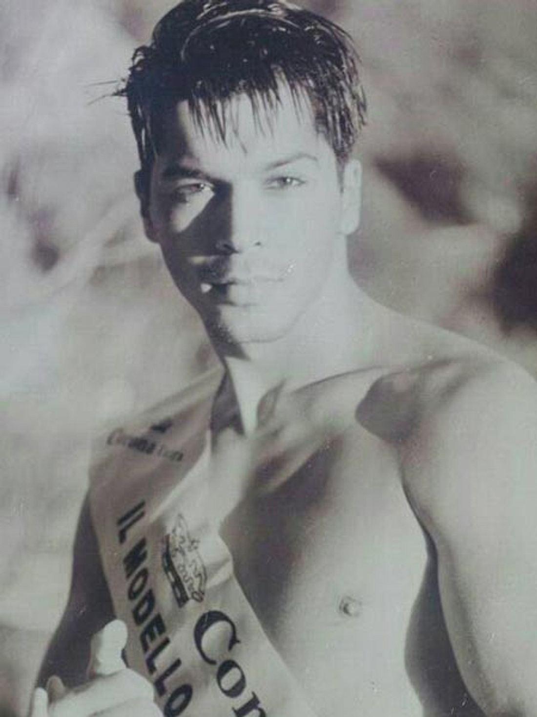 Vor 15 Jahren war Aurelio noch untätowiert