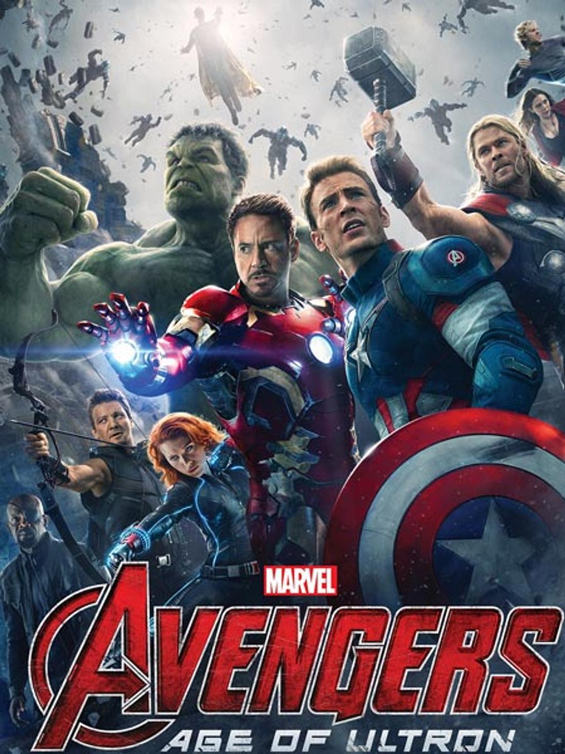 Avengers 2: Age of Ultron - 10 unglaubliche Fakten zum Mega-Blockbuster