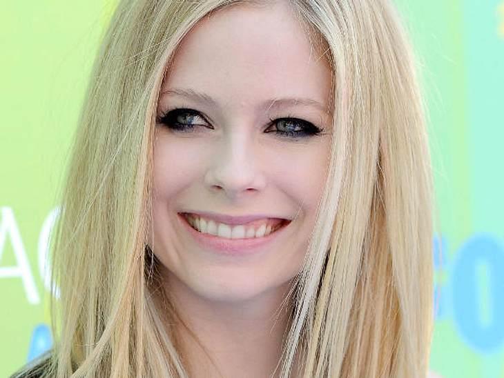 Avril Lavigne ist in einer Bar in eine Prügelei geraten