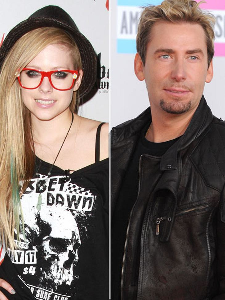 Avril Lavigne und Chad Kroeger wollen heiraten