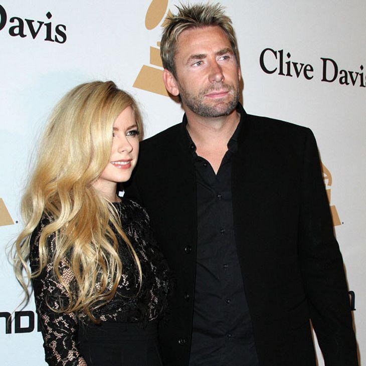Sind Avril Lavigne und Chad Kroeger wieder zusammen?