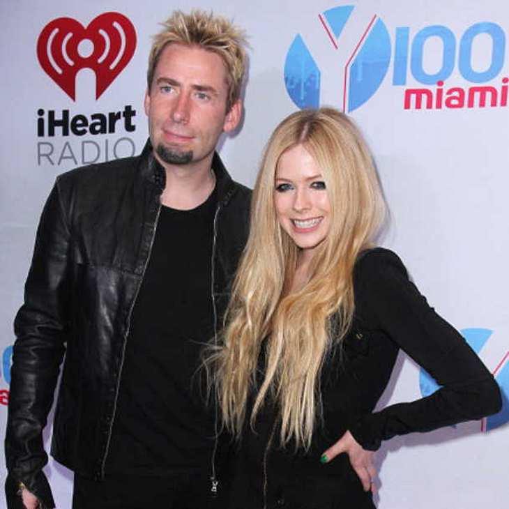 Avril Lavigne Chad Kroeger Freunde