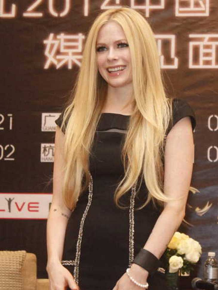 Avril Lavigne verlangt 400 Dollar für Fan-Foto
